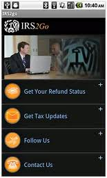 IRS Adds Tax Refund Status Tracker to Smartphone App | ShindelRock