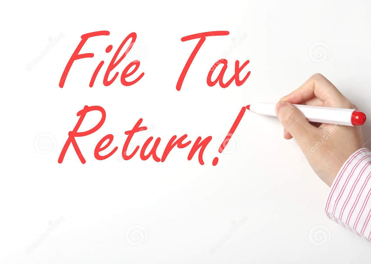 Beginning Today, The Irs Will Begin Accepting Tax Returns Electronically  And Paper Return Will Begin Processing At The Same Time