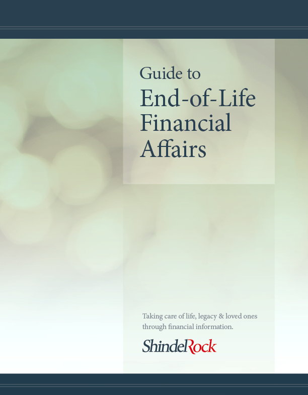 Download a copy of our <b>Guide to End-of-Life Financial Affairs</b>